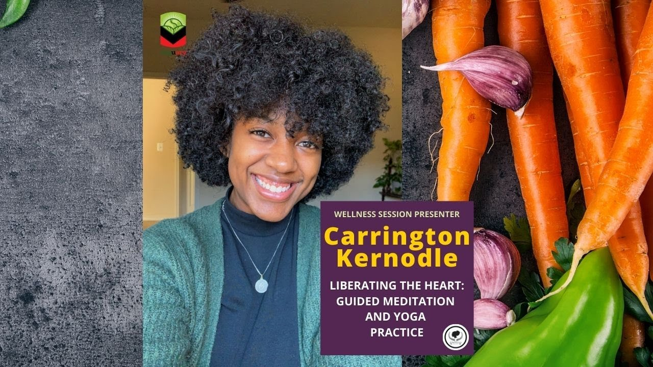 Liberation Yoga Class with Carrington | Veguary Wellness Session