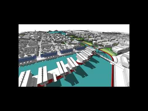 Boston Living With Water: The Hydroelectric Channel