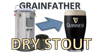 📢 DRY STOUT и 📢 ЛАЙФХАКИ на пивоварне 💥 Grainfather ЛОТЕРЕЯ