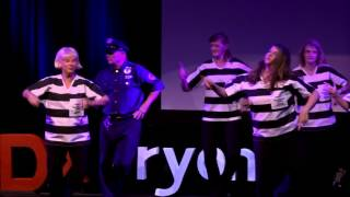 Just for Fun! | The Tap Dames | TEDxTryon