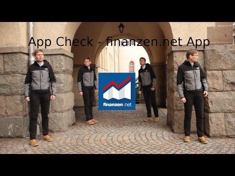 App Check - Die finanzen.net App im Test
