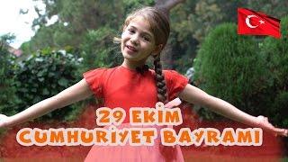 29 Ekim Cumhuriyet Bayramı Şarkısı  Cumhuriyet Hürriyet Demek