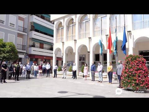 VÍDEO: Tres minutos de silencio para recordar y homenajear a las víctimas del COVID-19 en España