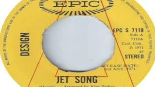 Design UK Jet Song 1971