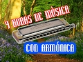 Download 4 HORAS DE MÚSICA INSTRUMENTAL CON ARMÓNICA | HARMONICA | hours of relaxing music for studying