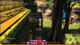Guild Wars 2 Voloxian Passage Vista
