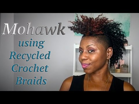 fierce-mohawk-with-recycled-crochet-braids-|-shaved-sides-&-undercut