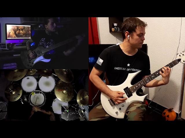 Strike Master - Cosmic Owl Ritual - Lockdown 2020 Home video