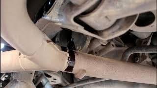 Замена масла в редукторе заднего моста на Форд Эксплорер 2013 года Ford Explorer 3,5