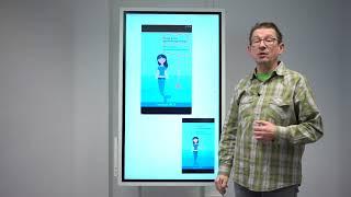 Samsung Flip | Tablica interaktywna jako wsparcie dla Warexpo