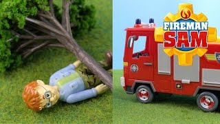 Fireman Sam Toys Unboxing - Jupiter the Fire Engine & Mercury the Quad Bike | Ad Feature