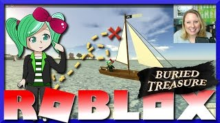 ROBLOX | Handelsgebiete | Pirates of the Caribbean Buried Treasure Event | Kinderfreundlich SallyGreenGamer