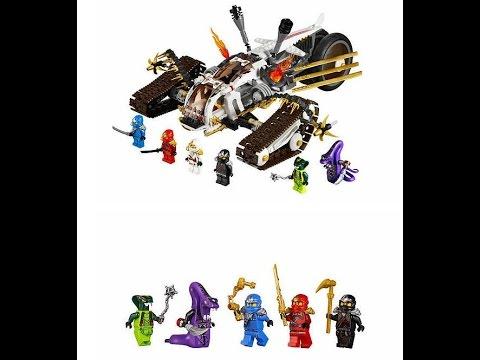 lego ninjago le tout terrain ultrasonique lego jouet pour les enfants