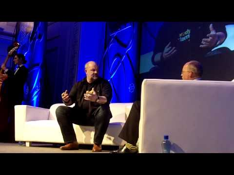 Amazon's Werner Vogels at Dublin Web Summit