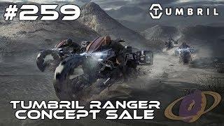 Star Citizen #259 Tumbril Ranger - Concept Sale [Deutsch]