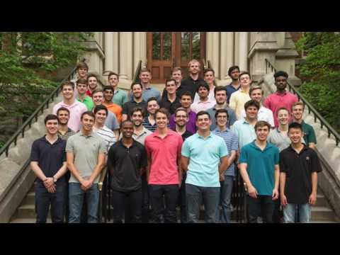 Greek Life Annual Report Video for 2015-2016