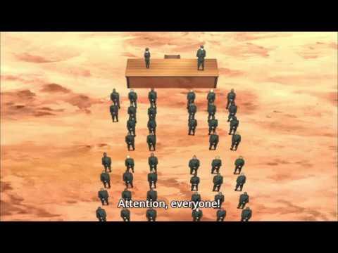 Youjo Senki Episode 12 after credit