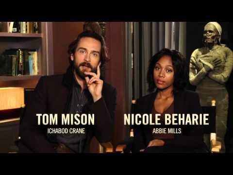 SLEEPY HOLLOW Pandora'x Box (2015) Tom Mison, Nicole Beharie Fox HD
