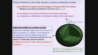 CoRoT3-KASC7 #21 - I. Baraffe - Structure and evolution of exoplanets