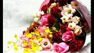 Happy Father& 39 s Day Wishes With Beautiful Flowers Wishes Greetings Images Wallpapers