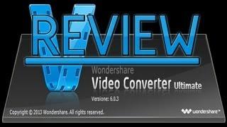 Video Wondershare Video Converter Ultimate - REVIEW (Convert files Add subtitles Download YouTube videos) download MP3, 3GP, MP4, WEBM, AVI, FLV September 2018