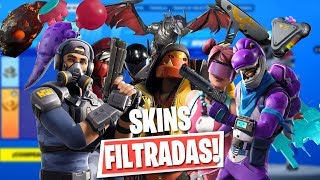 'FILTRATED' ALL NEW SKINS , BAILES ET DELTA WINGS OF FORTNITE