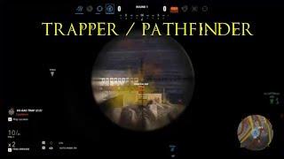 Ghost Recon  Wildlands (trapper/pathfinder)