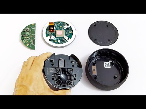 Amazon Echo Dot (3rd Gen) -  Disassembly