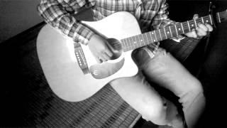Vết mưa - guitar solo