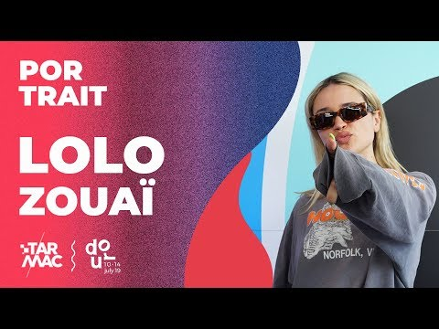 Youtube: Lolo Zouaï • PORTRAIT