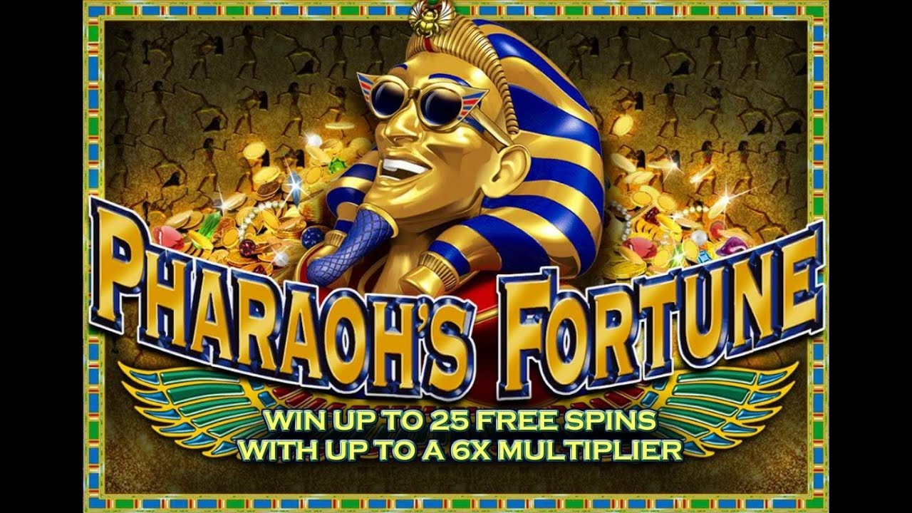 Pharaoh Fortune Slot Machine