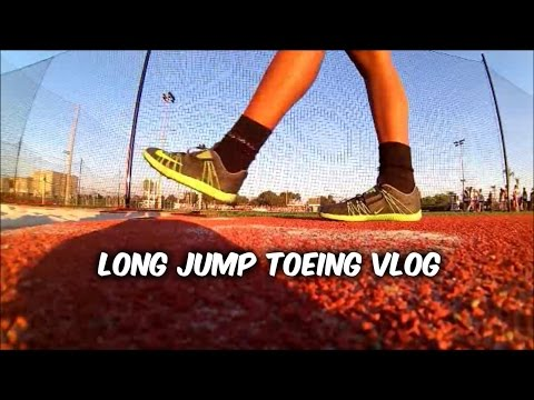 Long Jump - How to fix a toe jumper