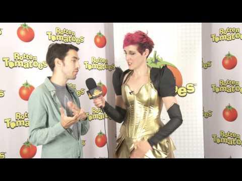 Zach Lipovsky at ComicCon 2014