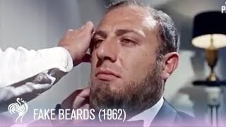 Get Yourself an Instant Beard Like It's 1962