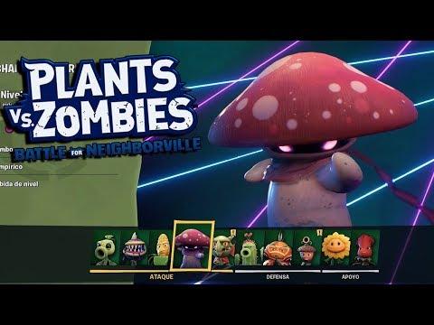 Nuevo Juego Plants Vs. Zombies: Battle For Neighborville
