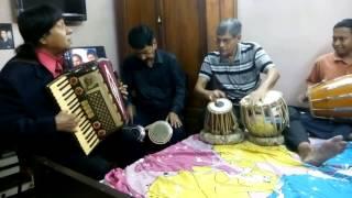 Sau saal pehle  instrumental by Kankan Dasgupta