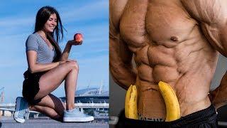 постер к видео Как питаться, чтобы похудеть, убрать живот и бока? Красивая фигура без срывов. ХС#10
