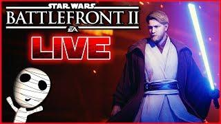 Star Wars Hype! 🔴 Star Wars Battlefront 2 // PS4 Livestream