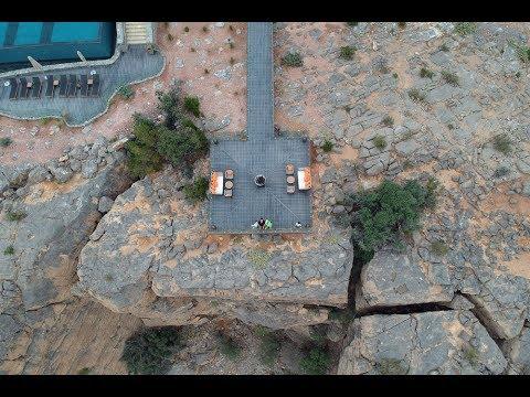 The 5 Star Anantara Jabal Al Akhdar Resort + First Drone Flight!
