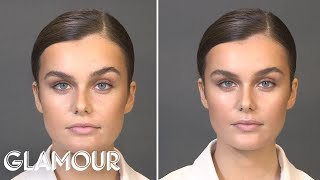 Beyoncé's Makeup Artist Shows the Difference Between Contouring & Strobing | Glamour