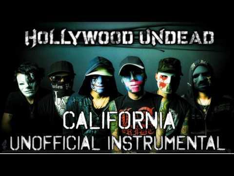 Hollywood Undead - California (Instrumental)