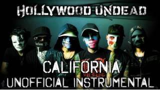Hollywood Undead - California (DIY Instrumental)