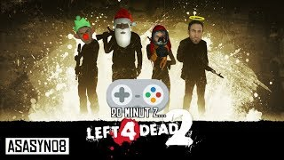 #24 20 minut z...Left 4 Dead 2: Christmas Edition z WIDZAMI! [Gameplay PL]