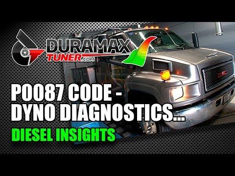 P0087 Troubleshooting - Diesel Insights