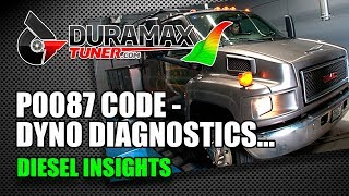 P0087 Troubleshooting - Diesel Insights