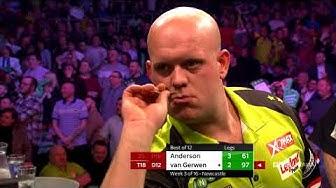 NEWCASTLE MVG v Anderson: Full Match | Thursday Night Darts | 10/9c on BBC America