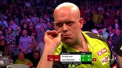 NEWCASTLE MVG v Anderson: Full Match | Thursday Night Darts | 10/9c on BBC America