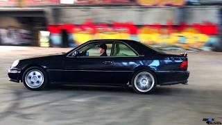 CL600 в АМГ з коробкою передач! На W140 S600 В