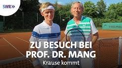 Zu Besuch bei Prof. Dr. Werner Mang | SWR Krause kommt