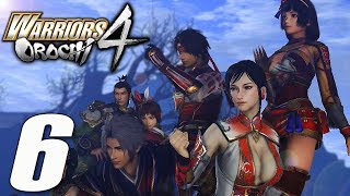"""Warriors Orochi 4 Story Mode Gameplay PC #06 